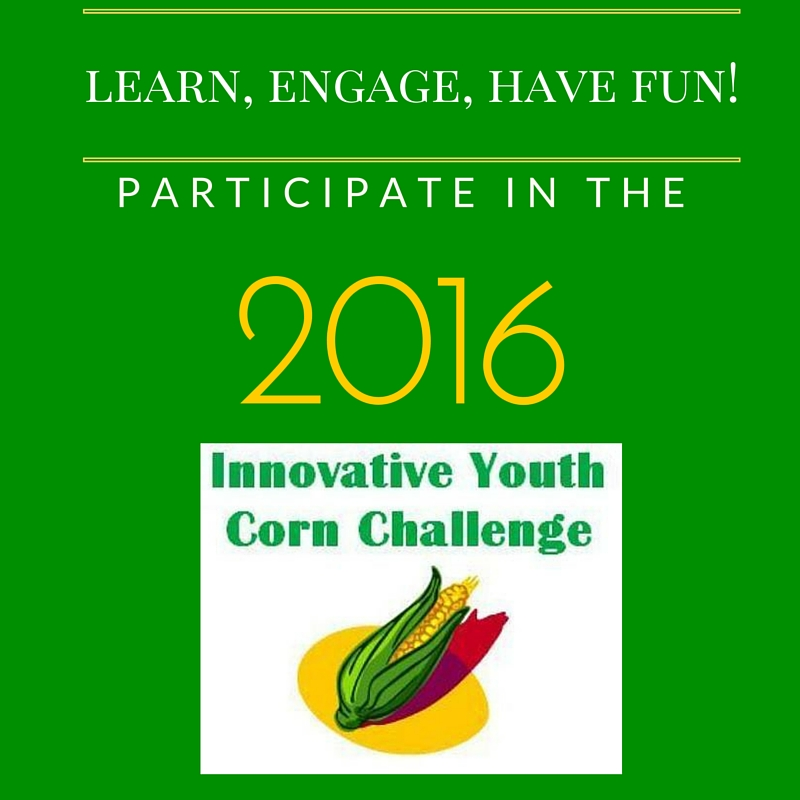 Innovative Youth Corn Challenge ad