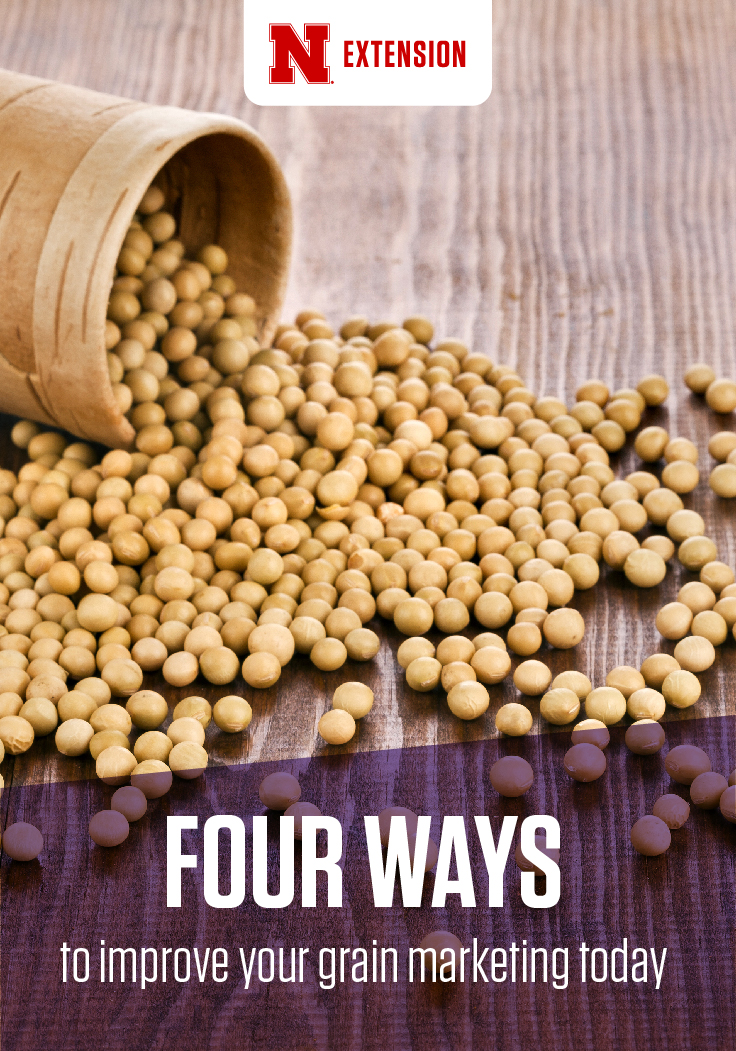 Graphic: Four Ways to Improve your grain marketing