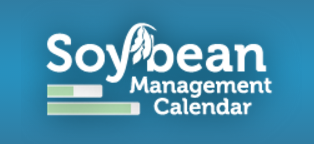 Logo for SoyCal - UNL Soybean Management Calendar