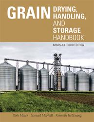 Cover of the Grain Drying, Handling, and Storage Handbook