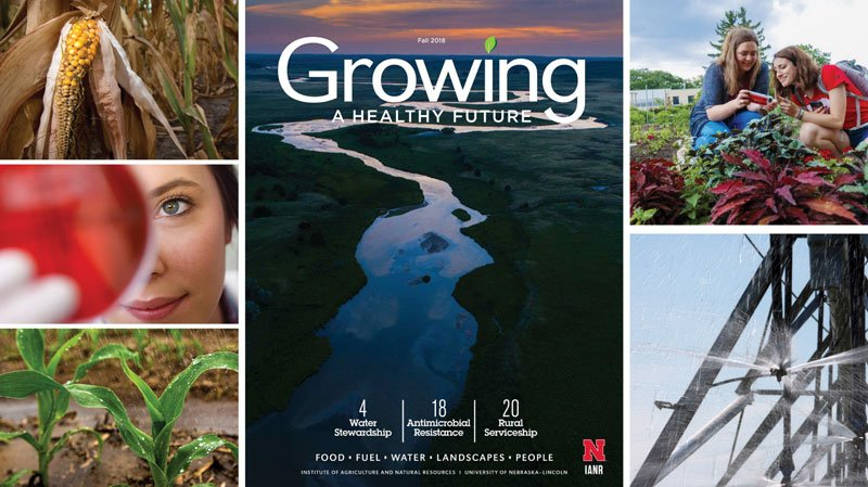 Fall 2018 Growing magazine