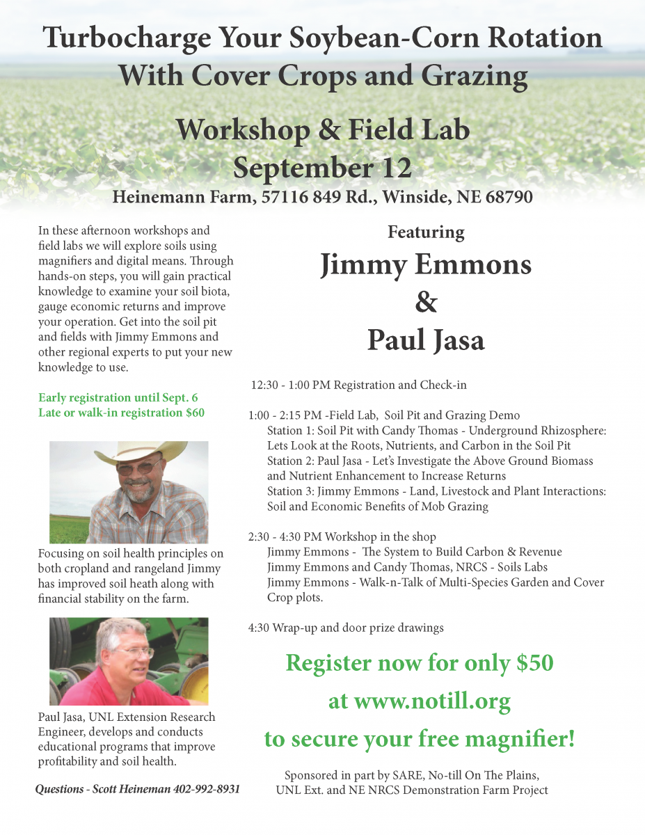 Sept. 12 Field Lab