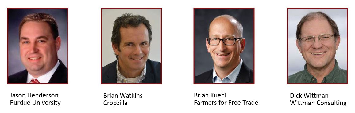 Ag Summit Speakers 2018