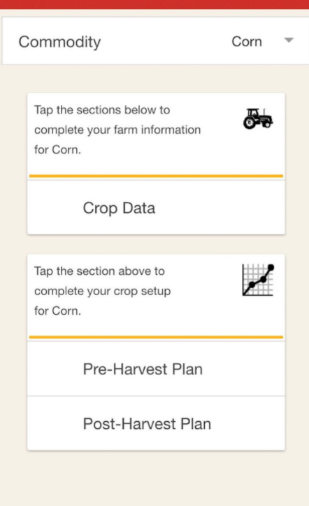Grain Marketing App
