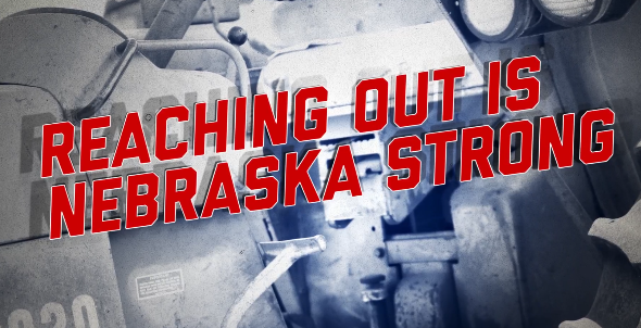 Reaching Out is Nebraska Strong