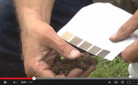 Soil Organic Matter Test Video