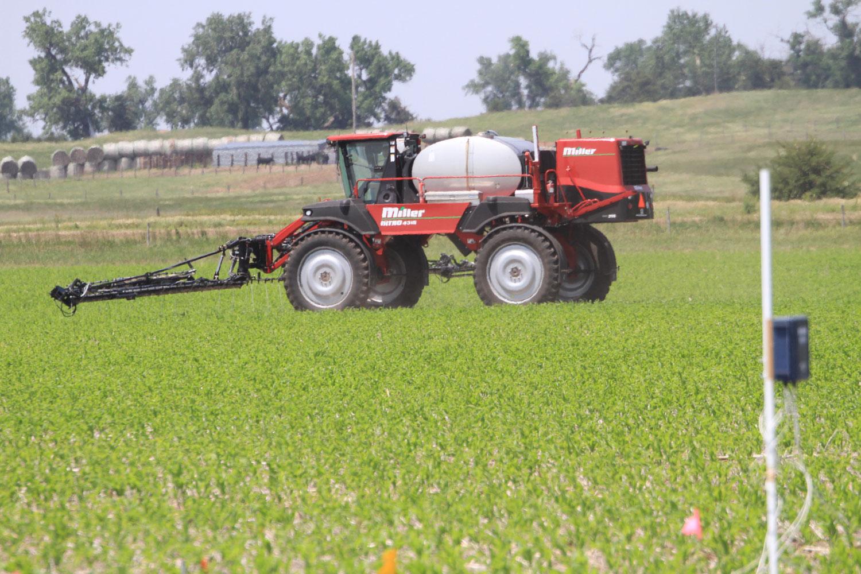 Nitrogen Use Efficiency In Gwma Cropwatch University