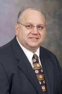 Photo of Marston Twig, new director of UNL's Northeast Research and Extension Center