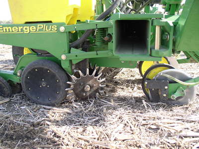 Tips For No Tilling Corn On Corn Cropwatch University Of