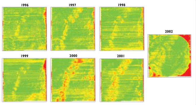 Yield Monitoring And Mapping CropWatch - Us property yield map