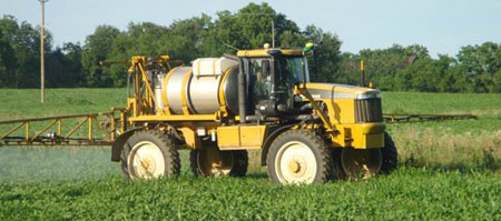 Precision ag technology in practice