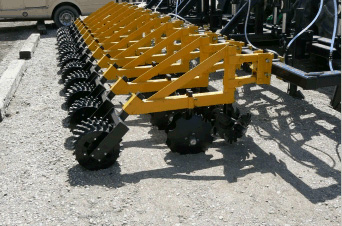 Photo -- strip tiller
