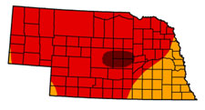 Nebraska-drought-monitor-7-31-12