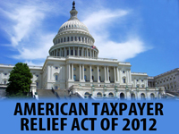 tax act graphic