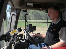 Auto-Steer Cab Photo