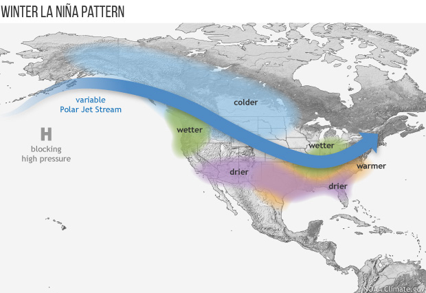 What Will a La Nina Winter Mean for the Midwest? | CropWatch ...