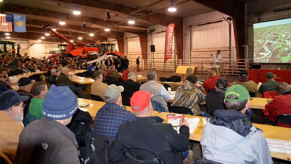 2015 Soybean Day and Machinery Expo
