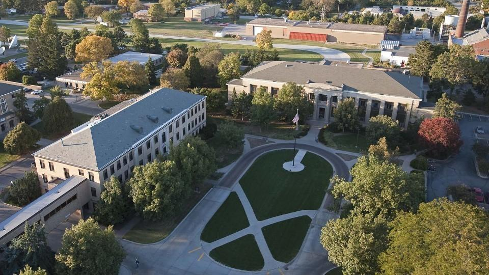 University of Nebraska East Campus