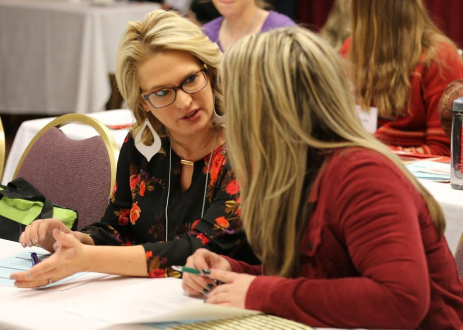 The annual Women in Agriculture Conference offers business management training as well as opportunities to network with other producers and educators.