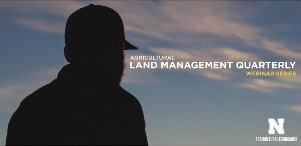 Agricultural Land Management Quarterly Webinar Series