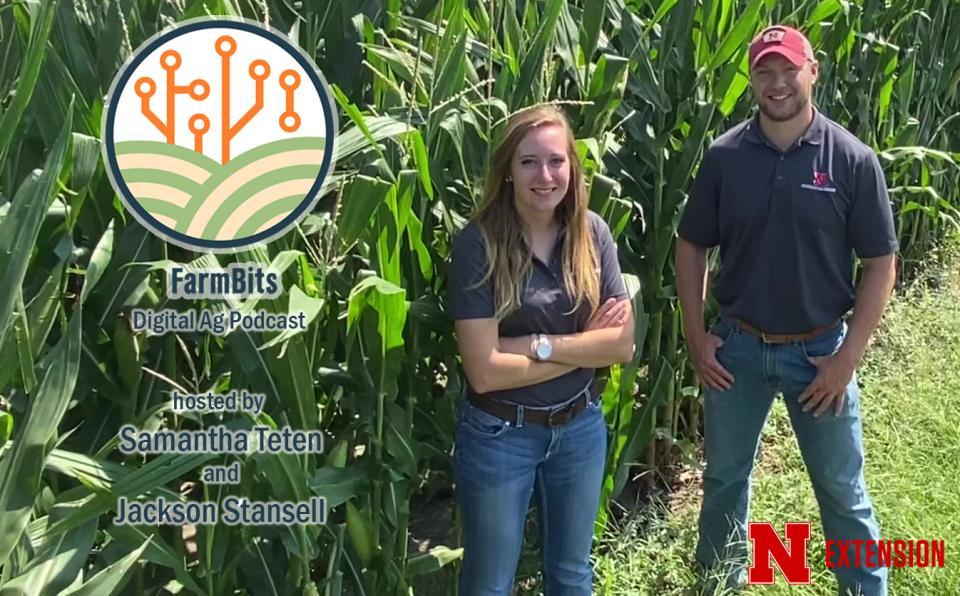 Farmbits podcast graphic