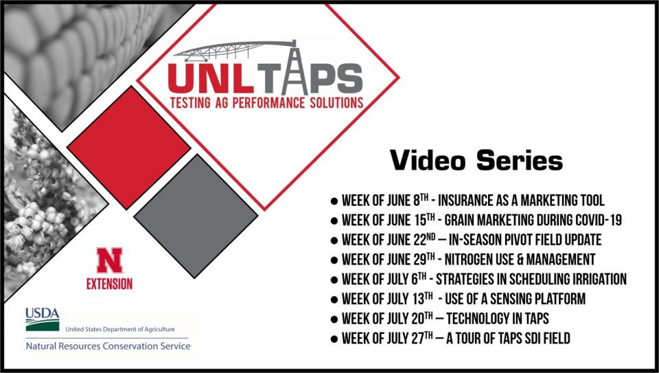 Taps video series