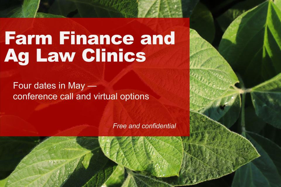 Law clinic banner