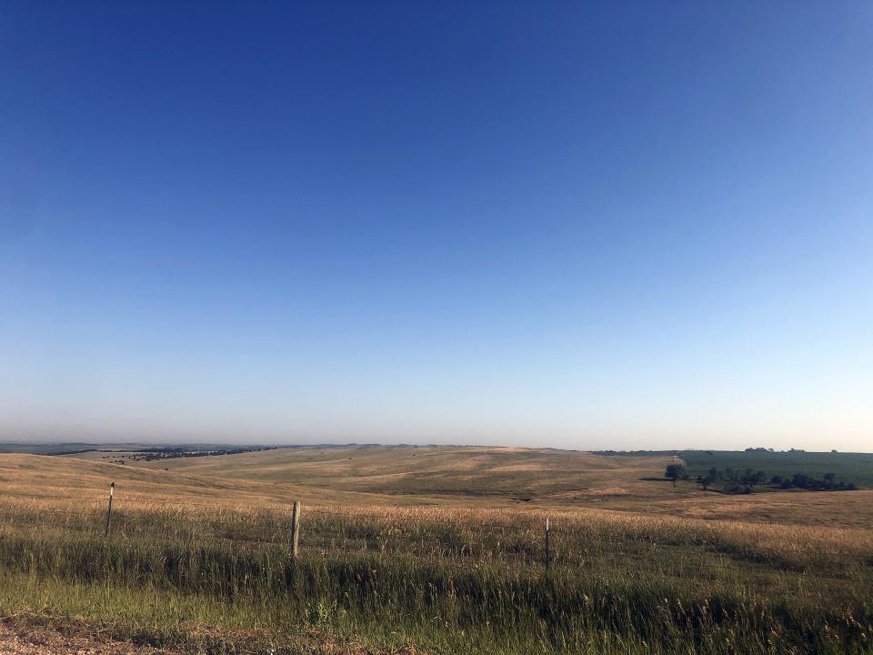 Pasture in Nebraska