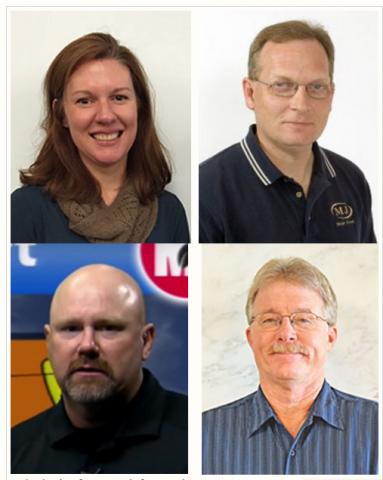 Nebraska State Climate Office Staff