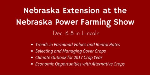 Nebraska Power Farming Show 2016