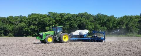 muti-hybrid corn planter