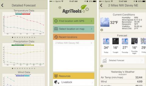 UNL AgriTools App