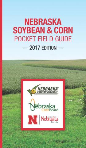Nebraska Soybean and Corn Field Guide Cover