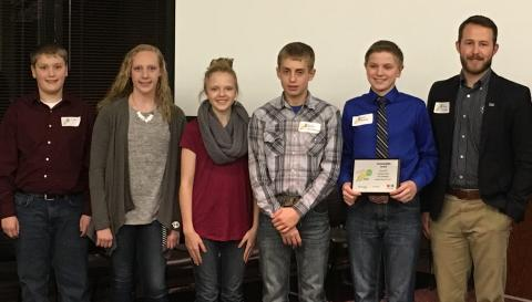 Kornhusker Kids 4-H Club of Cuming County, Nebraska