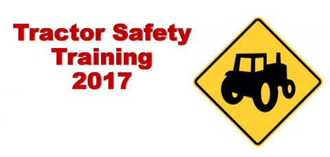 Tractor Safety class graphic