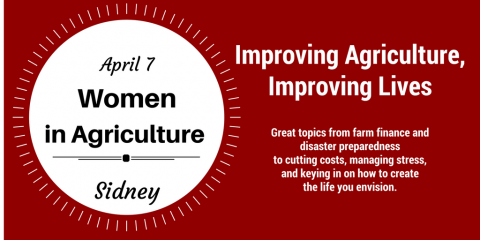 Women in Ag Sidney Conference