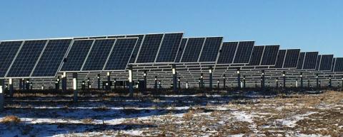 Lincoln solar farm