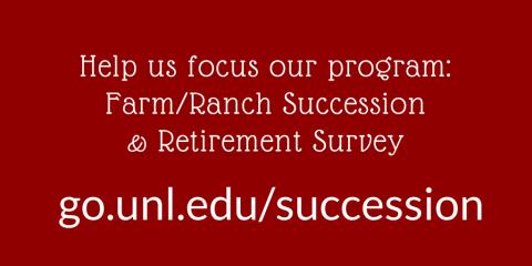 Invitation to Succession Survey