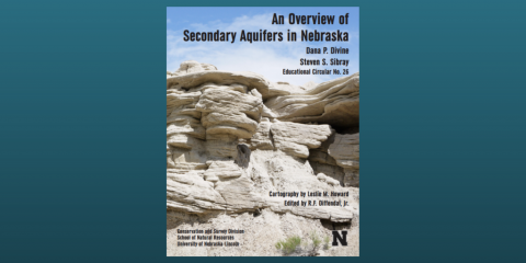Secondary Aquifers of Nebraska cover