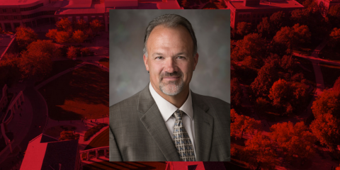 Loren Giesler, new Head of the UNL Department of Plant Pathology
