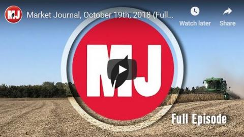 Market Journal for Oct. 19, 2018