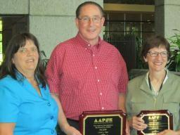 Ogg Hygnstrom Award winners