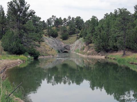 Goshen Irrigation District Tunnel No. 2