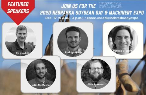 2020 Nebraska Soybean Day and Machinery Expo graphic