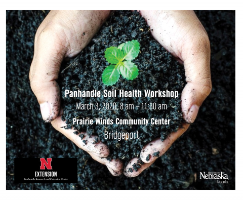 Panhandle Soil Health Workshop info
