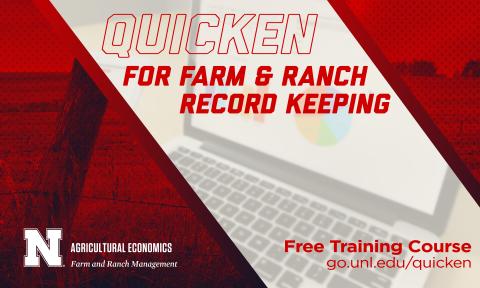 quicken training course graphic