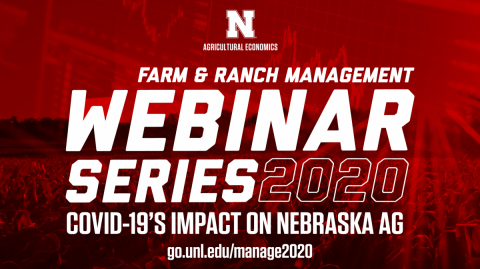 farm and ranch COVID-19 webinar series graphic