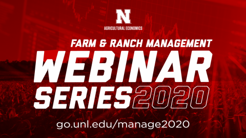 Ag Econ farm and ranch webinar series