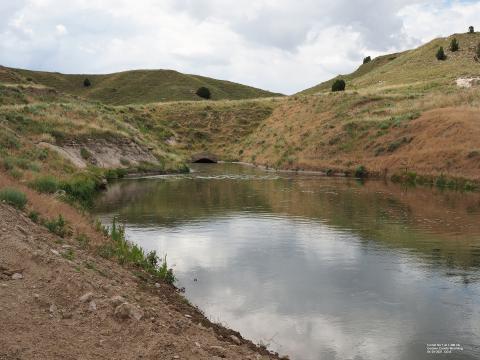 Goshen/Gering-Fort Laramie supply canal Tunnel No. 1