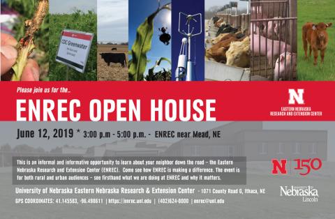 ENREC Open House Flyer